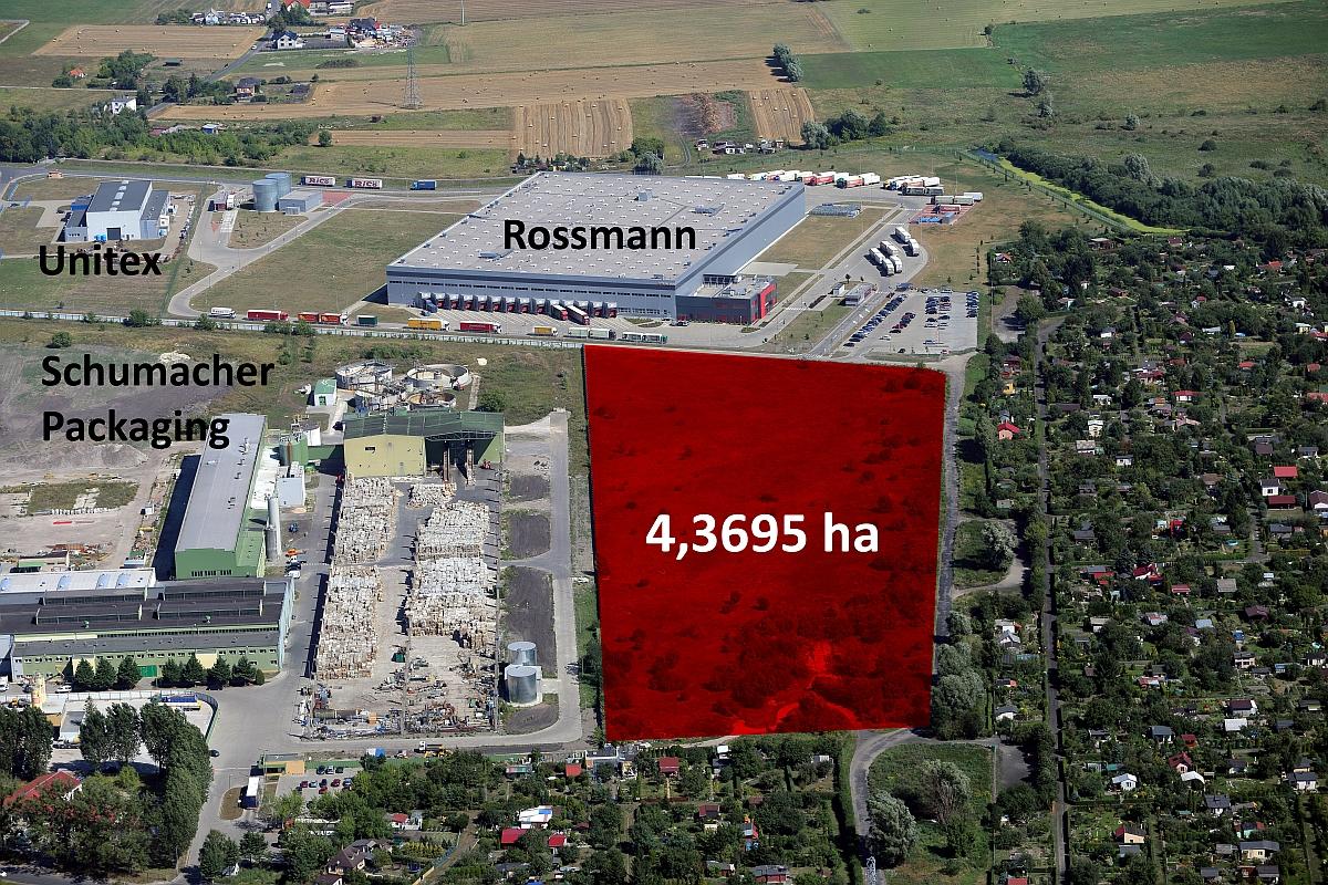 GPP, Grudziądzki Park Przemysłowy, strefa, PSSE, tereny inwestycyjne Grudziądz